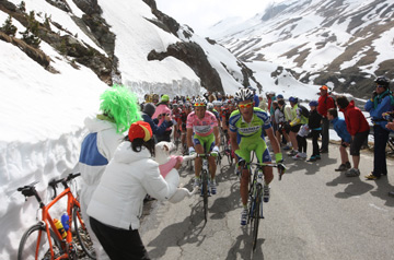 Road Bike hikes Giro d'Italia